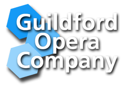 Guildford Opera official logo