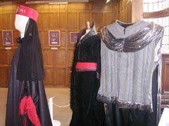 Display costume two