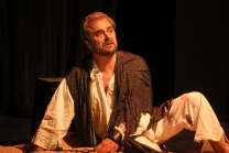 James Kinsella as Florestan in Beethoven's Fidelio